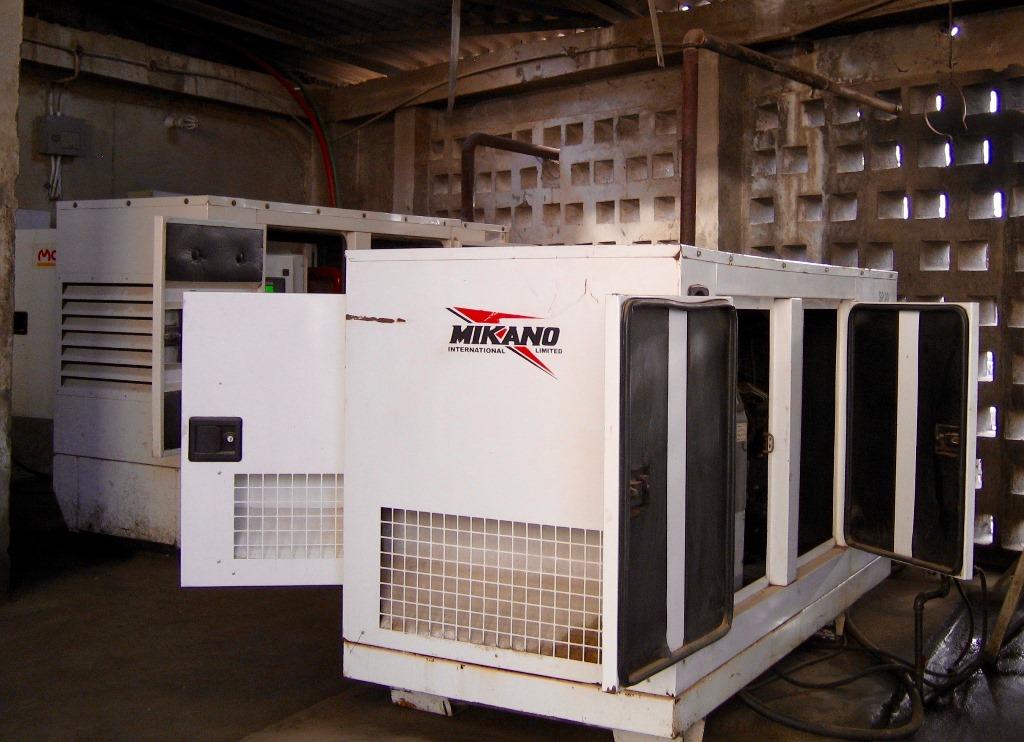ECNX Robust backup power supply generators