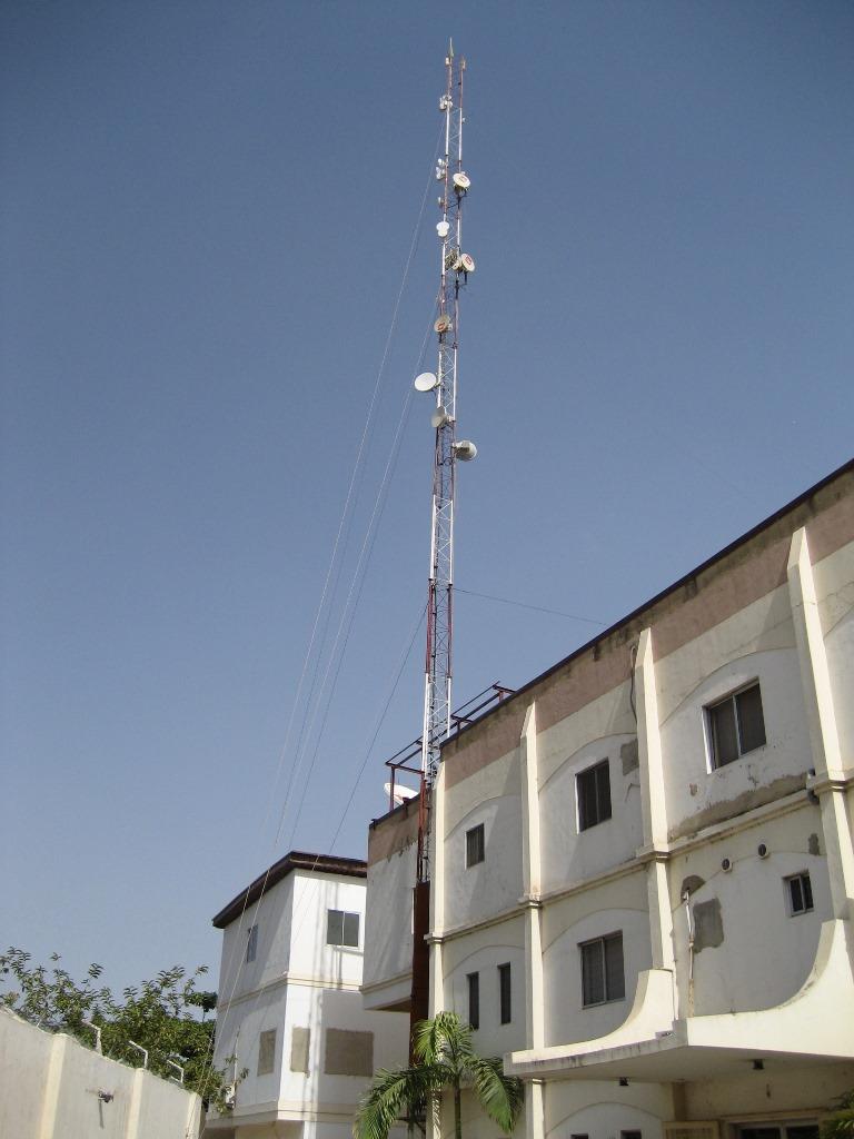 ECNX Home base mast