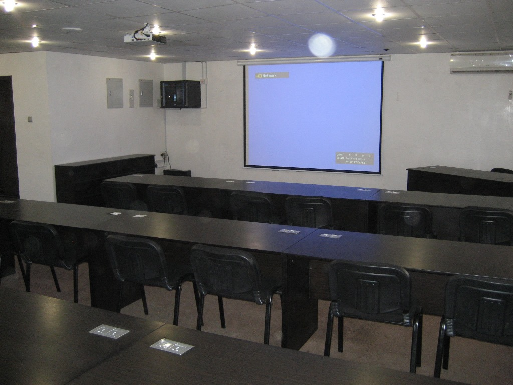 ECNX Video Conferencing and E-Learning Room